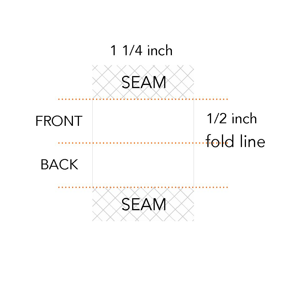 1/2 x 1 1/4 inch