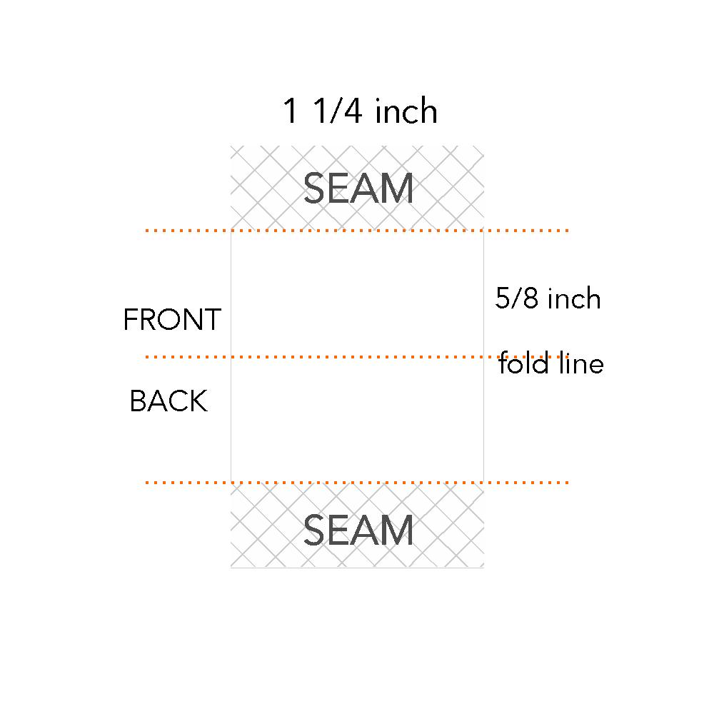 5/8 x 1 1/4 inch