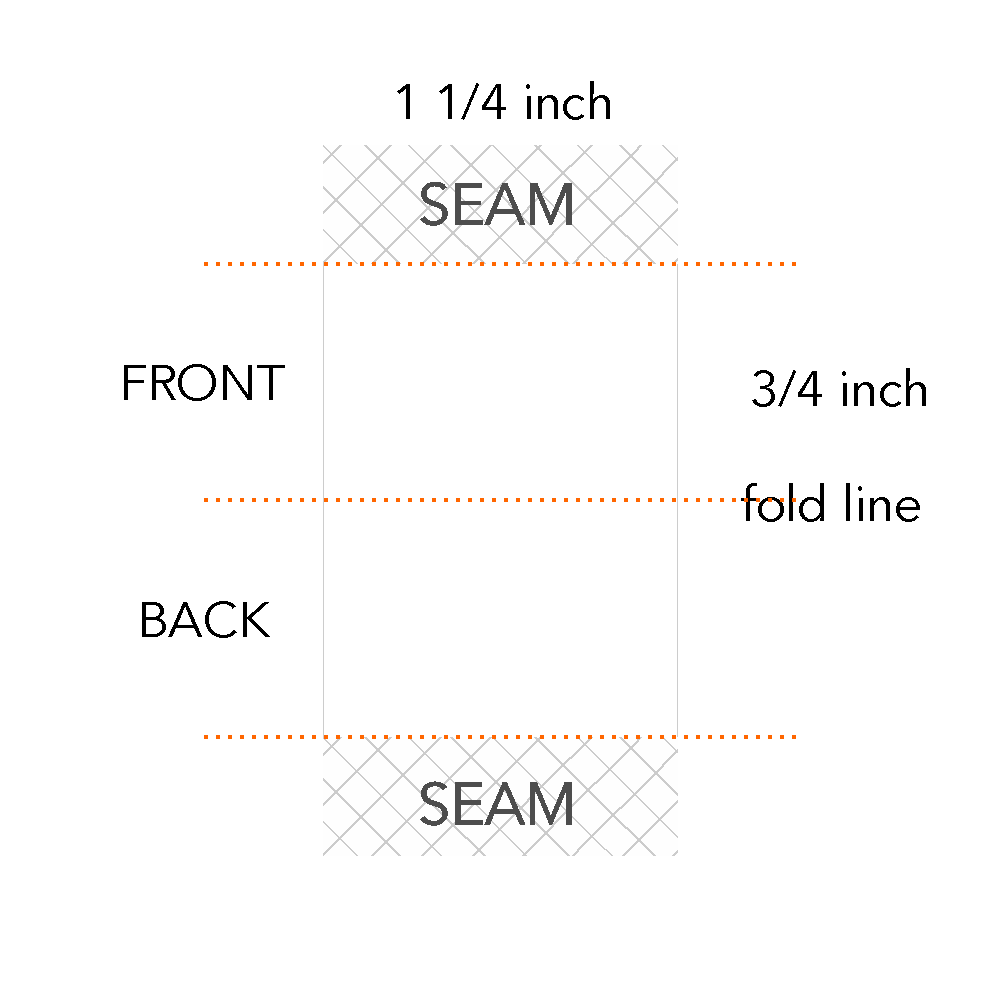 3/4 x 1 1/4 inch