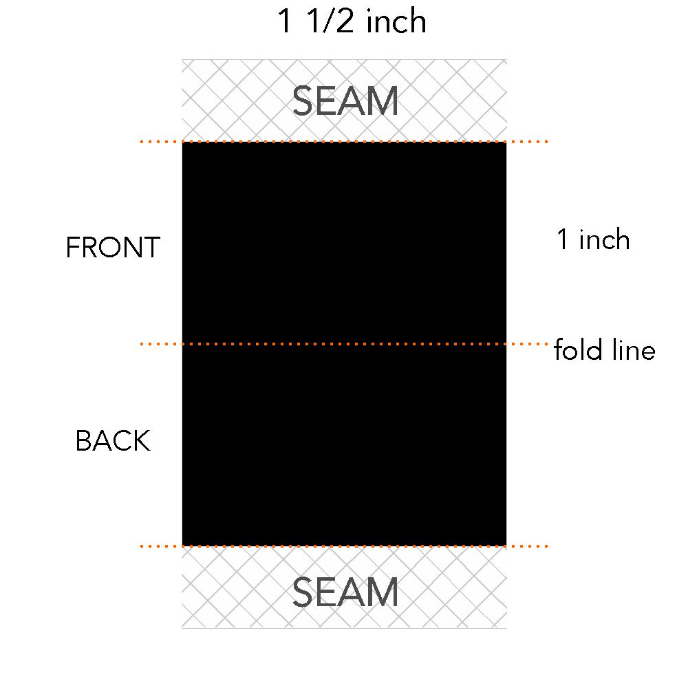 1 x 1 1/2 inch